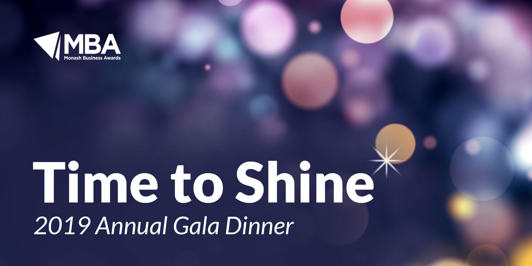 Countdown to the 2019 Gala